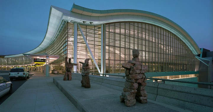 Toronto's Pearson International Airport - Terminal 1