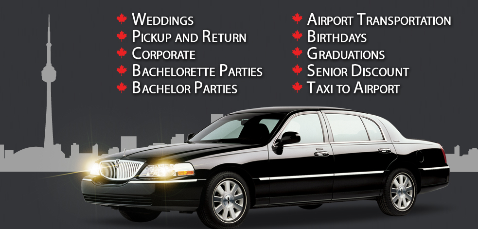 Services Offered By Rick's Taxi & Limo