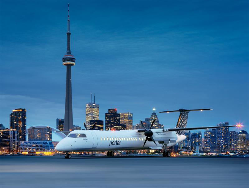 Toronto Island Airport